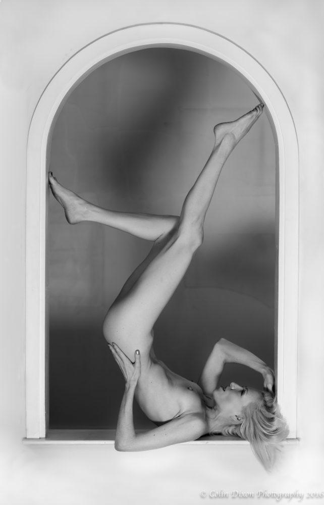 Framed Nude